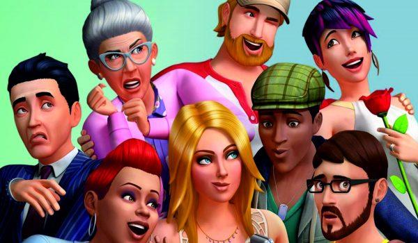 игра создания персонажа симс 4