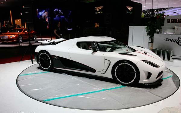 10 самых быстрых машин