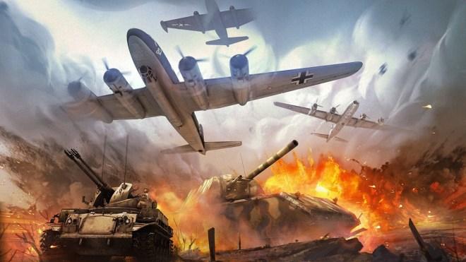 игры про танки играть бесплатно