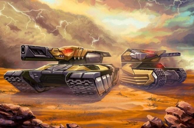 игры про танки на пк