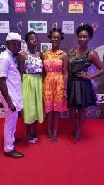 l 2 r; Sandrine owner of Sandi Dynamic s and Nuvi Winner of the night