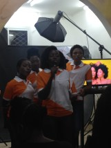 RMB Makeup studio Staff