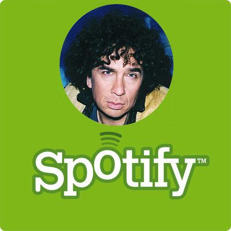 Har skaffat Spotify. Just när de hamnade i blåsväder... :D