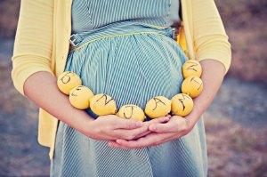 Maternity Photo and Video shoot. lemons