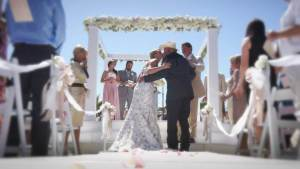 Cinnamon Shore Texas Wedding