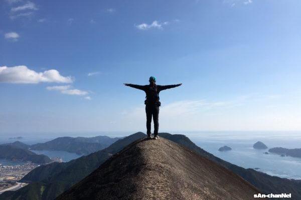 【便石山・天狗倉山】熊野古道伊勢路・馬越峠を歩く!巨岩の上から見下ろす絶景♪