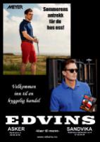 Annonse Edvins