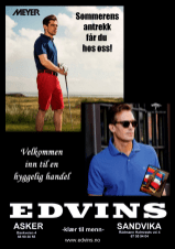 Annonse Edvins