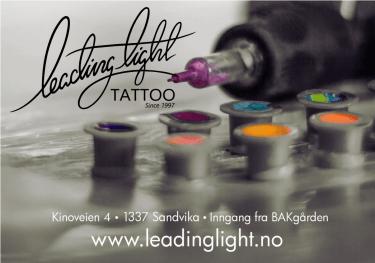 Annonse Leading Light Tattoo