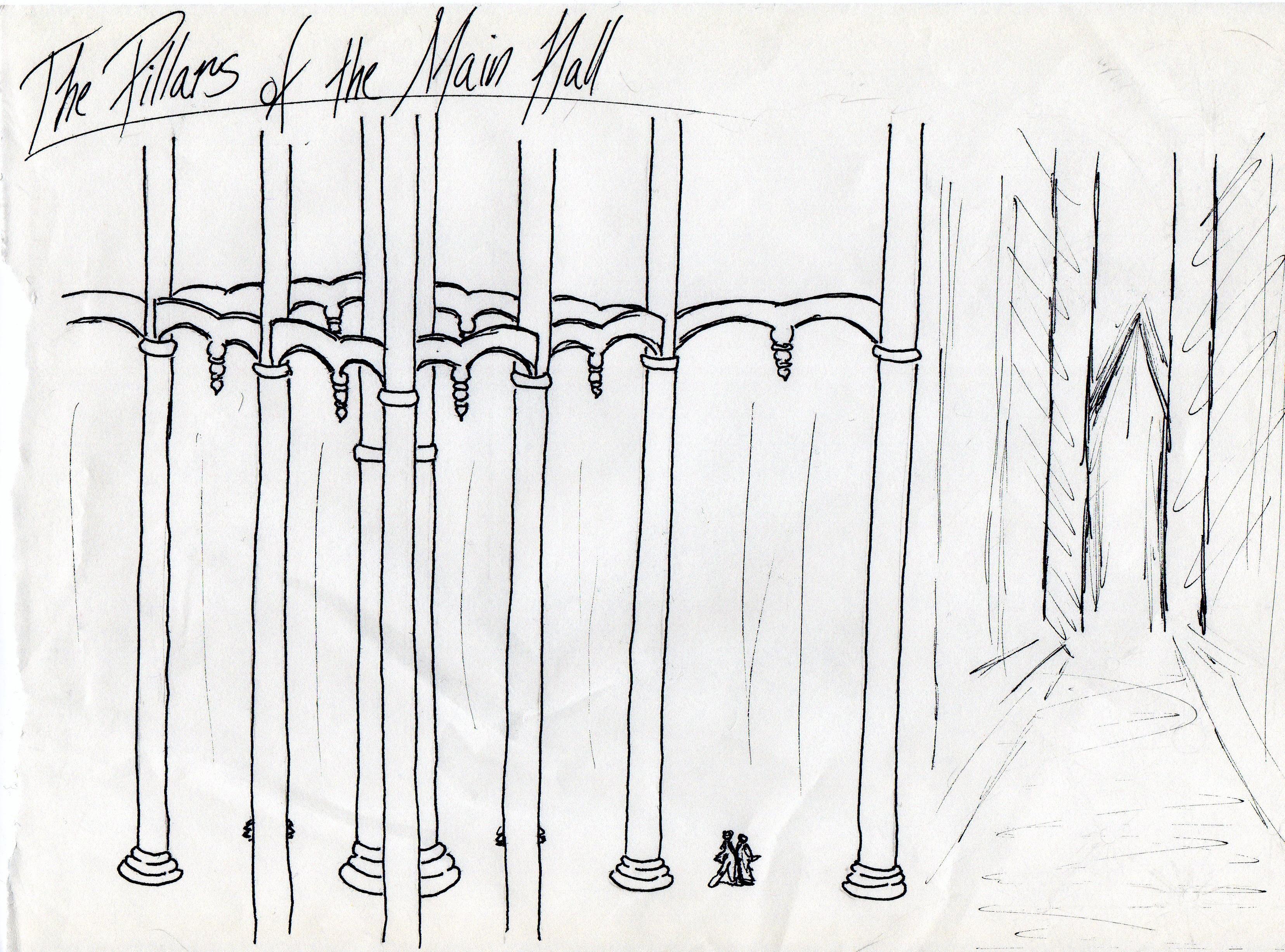 Iram Of The Pillars