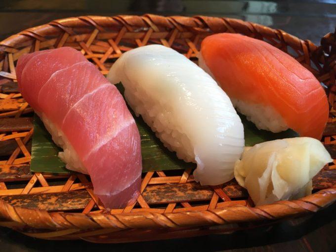 東急ハーベスト旧軽井沢レストランAvant和食お寿司