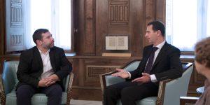 President-al-Assad-European-Parliment-delegation 3