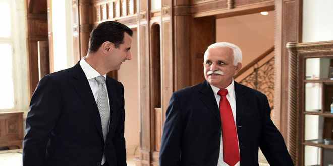 President al-Assad-interview-Prensa Latina-Cuba