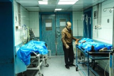 image-victims of Ghouta Terrorist Mortar which Killed 4 Civilians, Injures 26 in Damascus