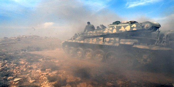 WIPEOUT IN DAYR EL-ZOR AS SYRIAN ARMY TARGETS ISIS RODENTS; HAMA UNDER MASSIVE COUNTERATTACK BY SYRIAN ARMY – RODENTS HEADING BACK TO IDLIB; TERRORISTS FLOP 3 TIMES AT QAMHAANA 2