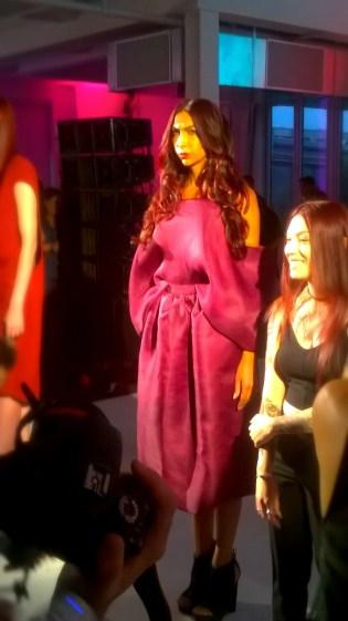L'Oreal Paris Fashion Show & Concert Event -fashion show