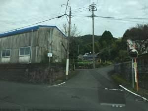 真田幸村の墓入口