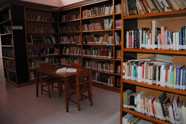 Detalle de Biblioteca Municipal de San Andrés y Sauces