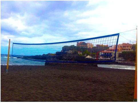 Cancha Voley Playa