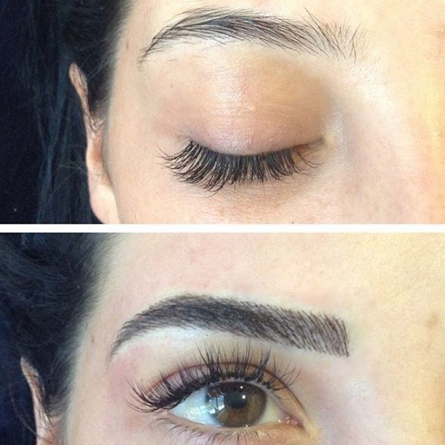 3D Eyebrow Microblading San Antonio Permanent Eyebrow Tattoo