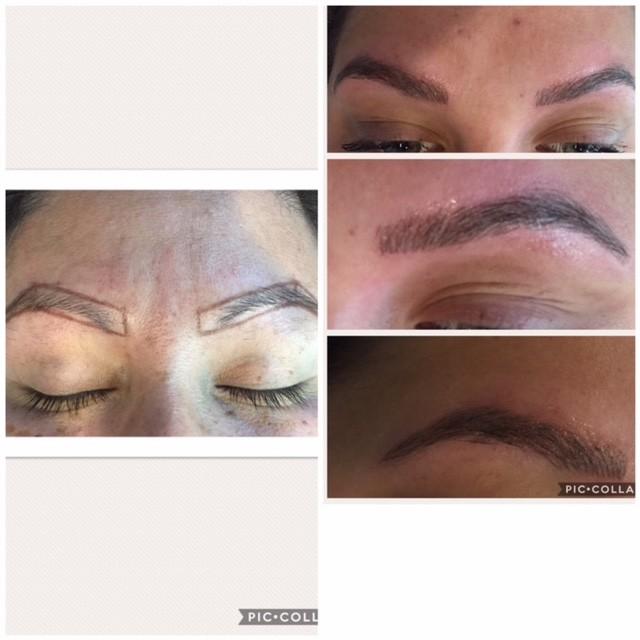Permanent Eyebrows San Antonio Lavender Falls Face