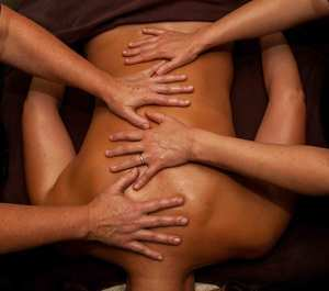 4 Hand Massage San Antonio