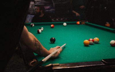 Install Cameras For Your Billiard Room
