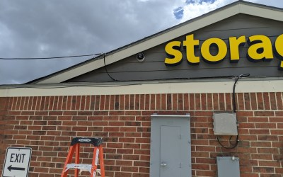 Security Cameras for Storage Facilities
