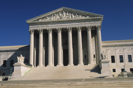 US Supreme Court, Washington, DC, USA