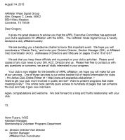 2015-08-14_ARRL_Affiliation_Letter