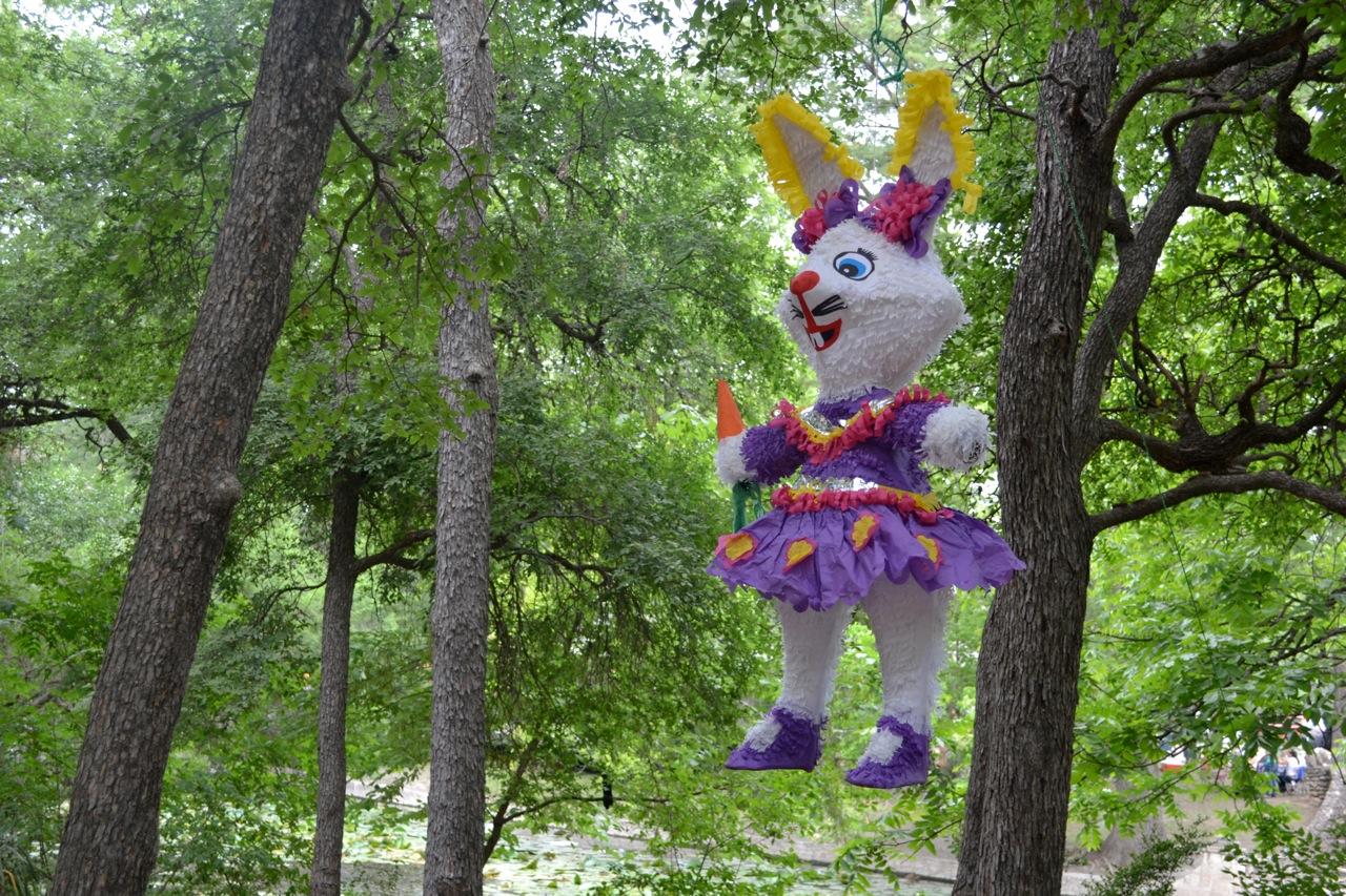I like the traditional piñatas.