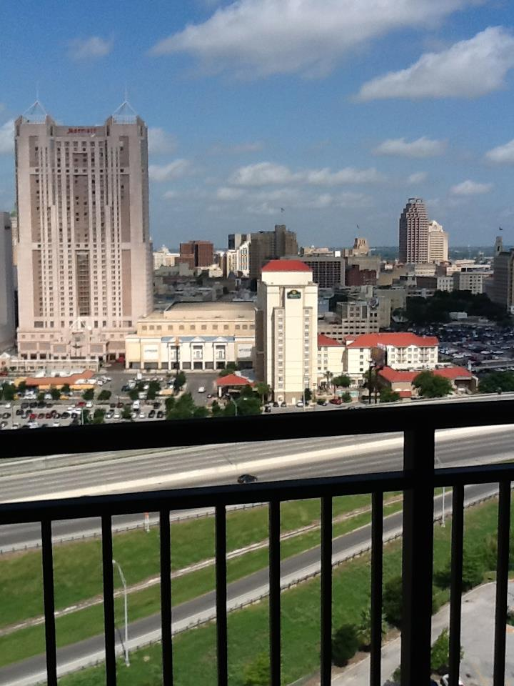 View from Vidorra Condominiums