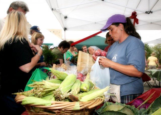 Pearl Farmer's Market