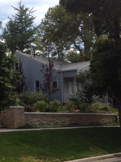 Silvia Castro's home in SLC
