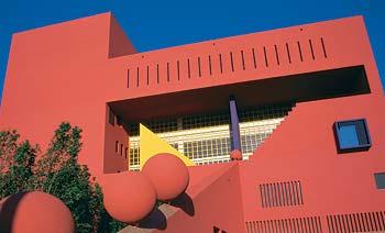 San Antonio Central Library, courtesy of visitsanantonio.com