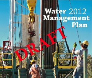 Water Management Plans Draft