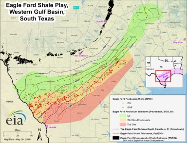Eagle-Ford-Shale-Map