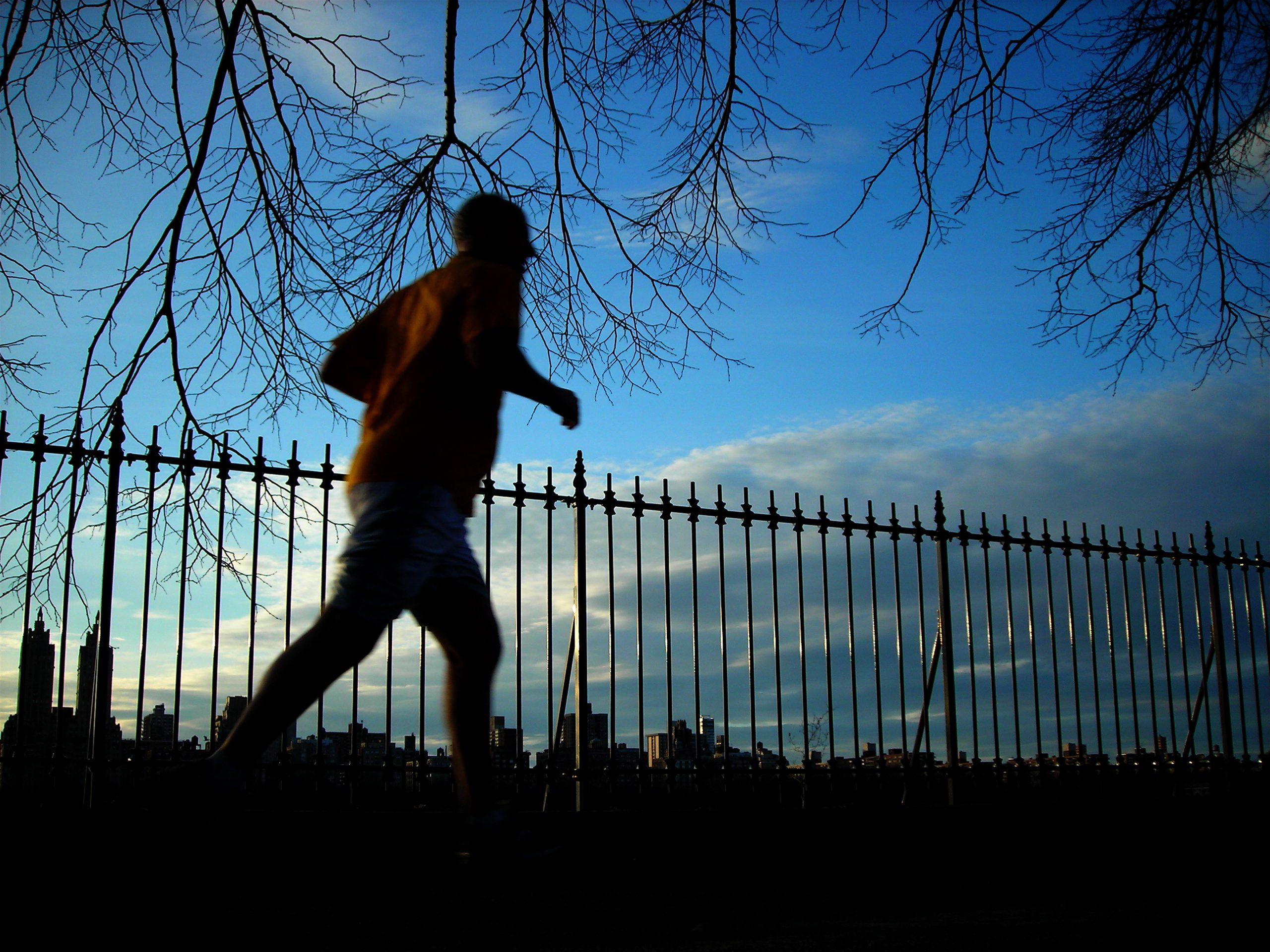 Runner by Tom Trevino