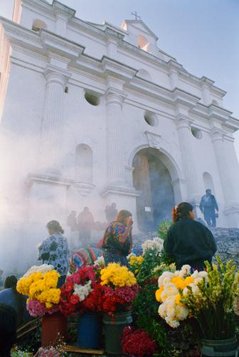 Morning Prayer in Guatemala Photo by Govind Garg