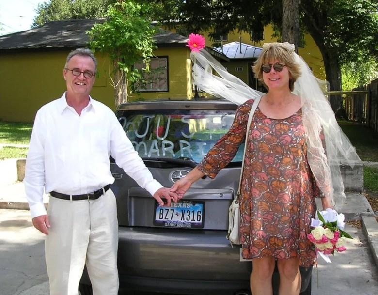 Paul Sartory & Peggy Howe