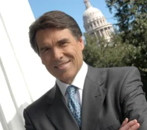 Governor Rick Perry (Photograph courtesy of RickPerry.org)