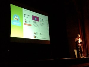 Good.Co at TechStars Cloud Demo Day 2013