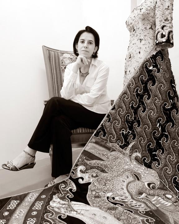 Veronica Prida, artisan. Photo by Al Rendon.