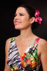 Soprano Ana María Martínez. Photo by Tom Specht.
