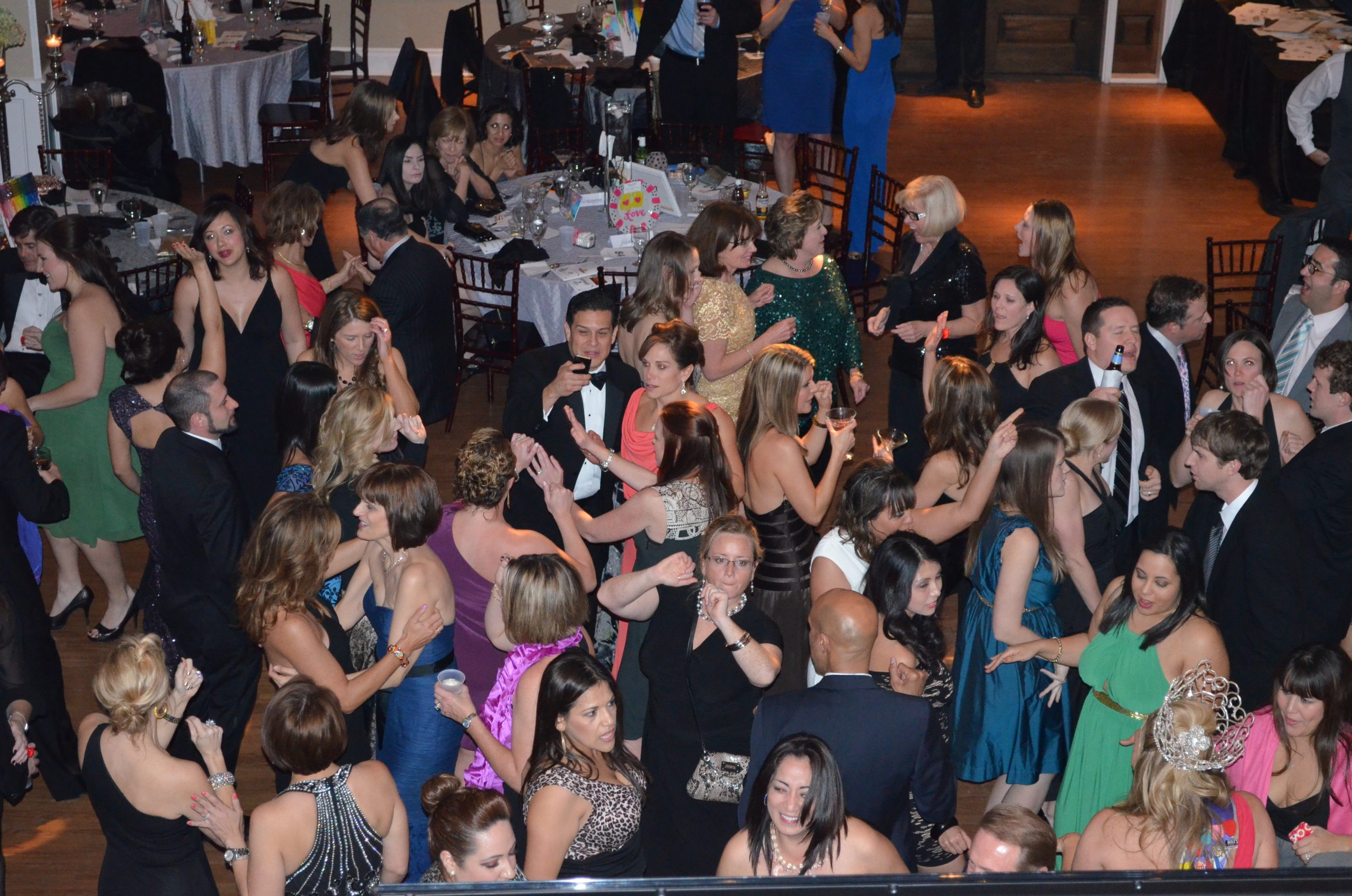 Brighton Center hosted The Queen's Ball - The Culmination event for the 11th Annual Queen of the Vine Campaign. The campaign raised more than $184,000 in February 2013 for the children with disabilities that Brighton serves. Photo courtesy of the Brighton Center.