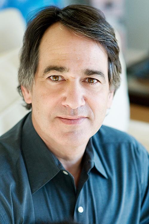 Author Bill Schley