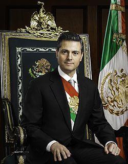 Enrique Peña Nieto, the 57th president of Mexico. Courtesy photo.