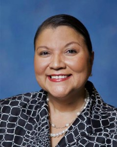 SAISD Trustee Debra Guerrero