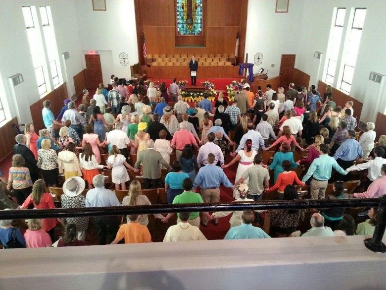 Alamo Heights Baptist Church via Facebook.
