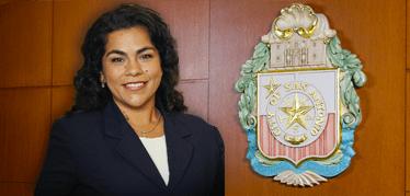 District 3 Councilwoman Rebecca J. Viagran